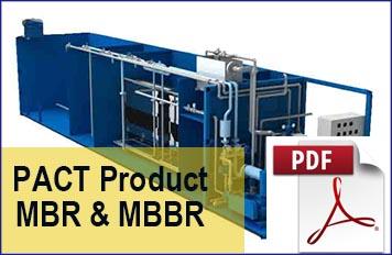 Oxygen Tank Flow Meter PACT-Package Sewage Tr...